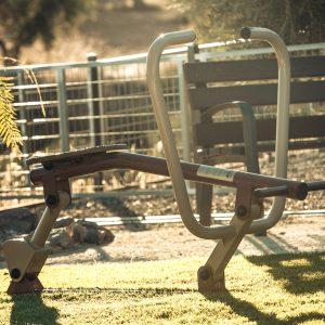 Complejo La Tejera: Aparatos biosaludables