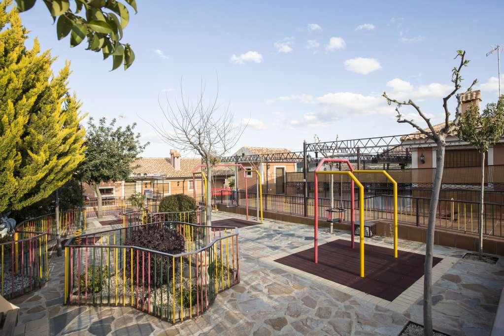 Complejo La Tejera: Parque Infantil